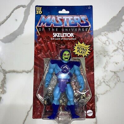 $25.99 • Buy Masters Of The Universe Origins Skeletor Battle 5.5  Action Figure - NEW