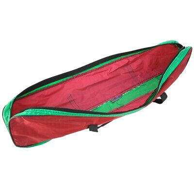 AU13.91 • Buy Tent Storage Bag Outdoor Camping Tent Peg Storage Case 24.8in Bag Large Capacity