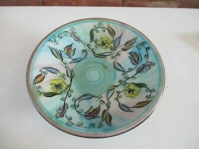 £15 • Buy Denby Glyn Colledge Small Round Bowl Dish - Blue With Flowers