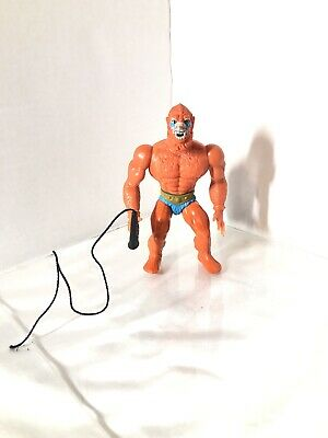 $15.99 • Buy Beastman Masters Of The Universe Vintage Figure With Whip No Armor
