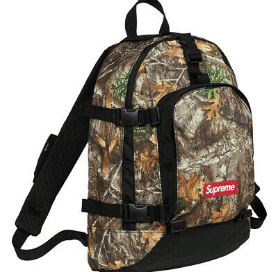 $ CDN330.29 • Buy Supreme Backpack Realtree Os Fw19 Authentic *in Hand*fast Shipping *brand New*