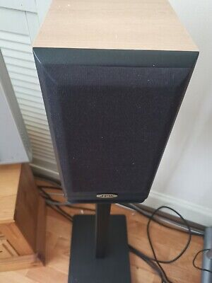 JPW ML310 Speakers And Target Audio Stands • 70£