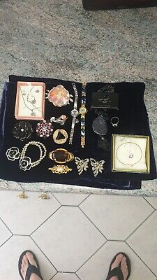Assortment Of Costume Jewellery Job Lot Bundle • 0.99£