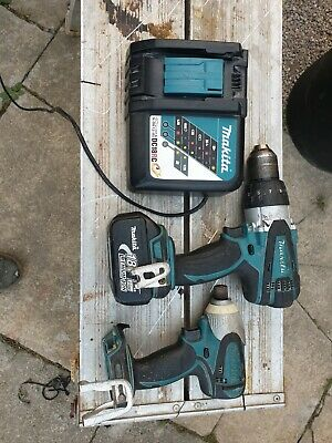 Makita 18 Volt Cordless Drill,combi,charger ,battery, Better Quality, Heavier, • 50£