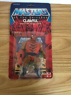 $22.50 • Buy Vintage 2001 He-man Masters Of The Universe Clawful Action Figure NIP