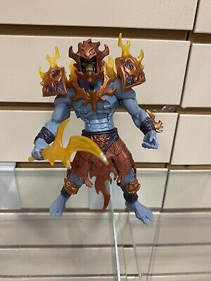 $9.99 • Buy MOTU Fire Armor Skeletor 200x Not Complete Masters Of The Universe He-Man Weapon