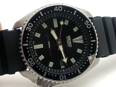 $ CDN140.67 • Buy Vintage Seiko 7002-700A Diver Automatic 150M Date ORIGINAL BAND JUST SERVICED