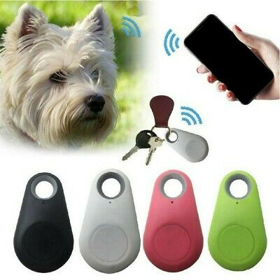 Bluetooth Tracker Wireless Key Finder Alarm Wallet Car Pet Child GPS Locator Tag • 1.49£