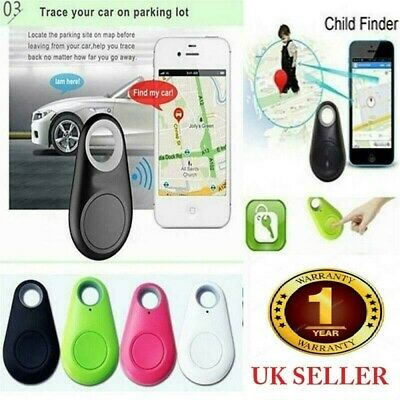 Key Finder Smart Wireless Bluetooth 4.0 ITag Anti Lost Tracker Alarm GPS Locator • 1.49£