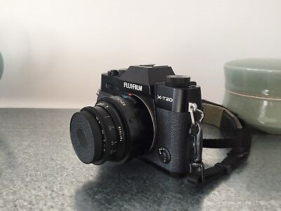 AU299 • Buy M42 Industar 50-2 Pancake Lens In Very Good Condition, A Russian Zeiss Copy