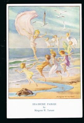 TARRANT, Margaret W. - Sea-Shore Fairies Postcard #13145 • 5£