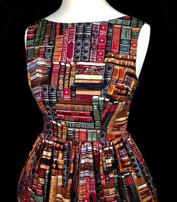 AU80.04 • Buy Library Book Dress (Size 8)