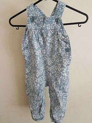 M&S Girls Dungarees 12/18 Months  • 1.40£