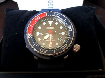 "$ CDN290 • Buy Seiko Prospex PADI Solar SNE499 MINT Diver Limited Edition 200M ""Tuna"""