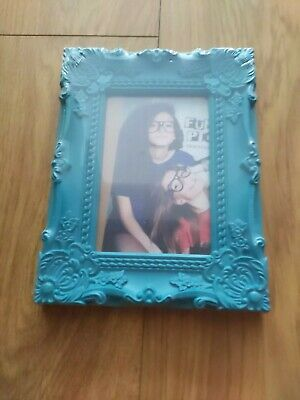 Vintage Style Rococo Style Baroque Style Freestanding Photo Frame 4x 6   • 5£