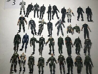 $ CDN79.08 • Buy Go Joe 25th Poc Roc Modern Figure Lot #3