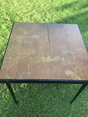 $250 • Buy Vintage Singer Featherweight 221-1 Sewing Machine Folding Table With Insert #312