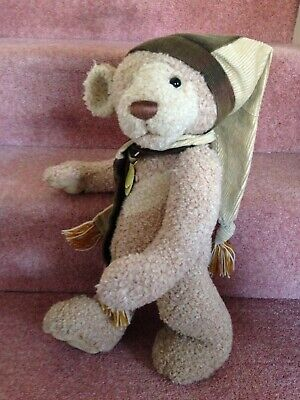 Large 18  Charlie Bears 'Figaro' Tags On CB124976 Collectable Teddy Bear Retired • 25£