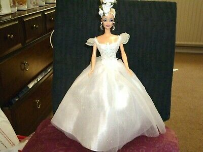 Bob Mackie Godess Of The Moon Collector Barbie Doll In OOOK Wedding Outfit • 39.99£