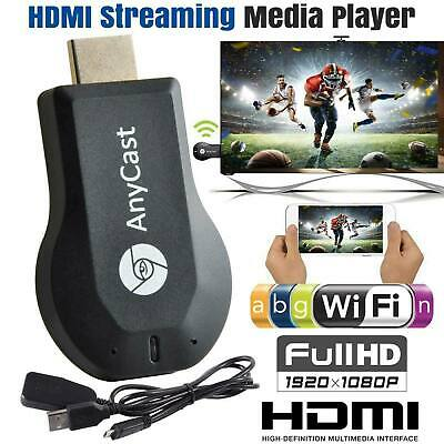 Anycast  WiFi HDMI Miracast Airplay TV Wireless Display DLNA Dongle Adapter • 11.95£