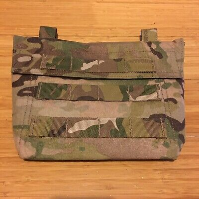 Multicam Crye Molle Abdo/lap Panel With Soft Armour Insert For JPC/CPC/AVS/SPC • 275£