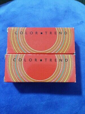 Avon Colour Trend Shimmering Lipgloss Rare And  Discontinued Very Rare X2 New  • 7£