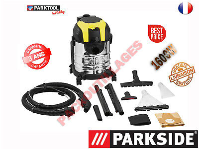 Parkside Vacuum Cleaner Injector/Extractor » Pws 20 A1 «, 1 600 W • 114.96£
