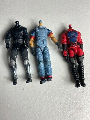 $ CDN26.82 • Buy GI Joe Cobra 25th 30th 50th ROC POC Star Wars Figure Lot Custom Fodder 2