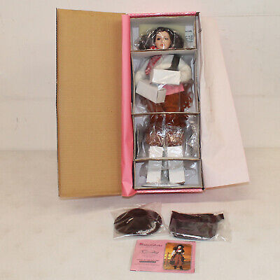 $5.20 • Buy Paradise Galleries Treasury Collection  Dusty , 17  Porcelain Doll W/ Box & CoA.
