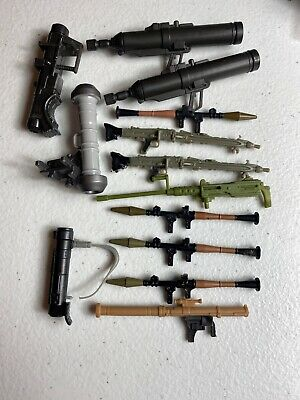 $ CDN5.70 • Buy GI Joe Cobra 25th 30th 50th ROC POC Star Wars Figure Lot Custom Fodder 5