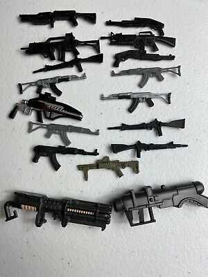 $ CDN1.33 • Buy GI Joe Cobra 25th 30th 50th ROC POC Star Wars Figure Lot Custom Fodder 20