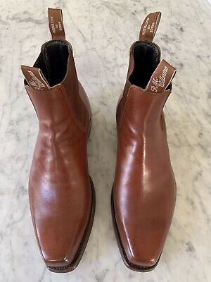 AU175 • Buy RM Williams Chelsea Boots SPECIAL EDITION Sz 10H Excellent Used Condition