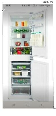 View Details Blomberg KNM4561i 163L Integrated Combi Fridge Freezer - White  • 399.00£