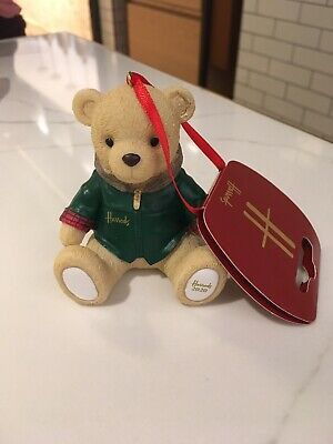 Harrods 2020 Resin Bear Nicholas  • 23.25£