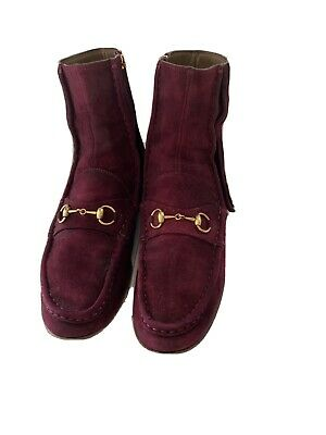 Gucci Suede Boots • 150£