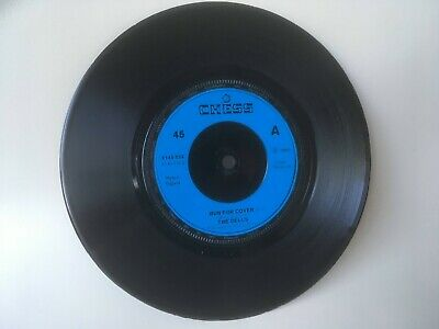 The Dells  Run For Cover  1973 Northern Soul (Wigan Casino) Absolute Classic VG+ • 19.95£
