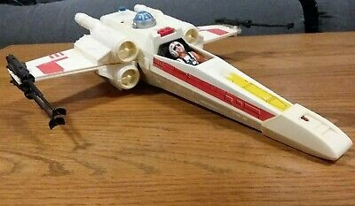 $ CDN15 • Buy Star Wars Vintage X-wing Toy With Action Figure