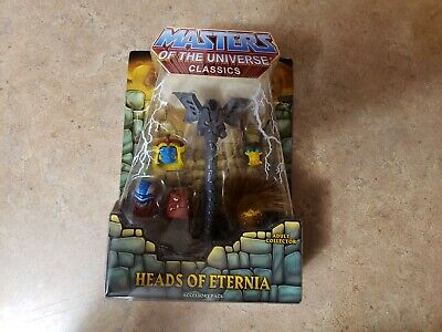 $29 • Buy  Masters Of The Universe Classic HEADS OF ETERNIA Accessory MOTU