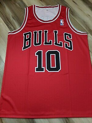 AU109 • Buy BJ Armstrong 1995 Chicago Bulls Replica NBA Jersey - Large