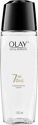 AU31.99 • Buy Olay Total Effects 7 In One Pore Minimising Toner, 150 Ml