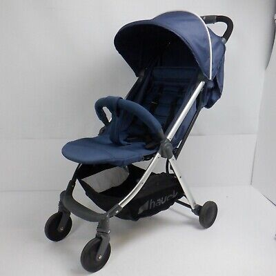 Hauck Swift Plus Lightweight Pushchair BLUE *USED* • 44.97£