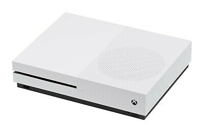 AU71 • Buy Microsoft Xbox One S 500 GB White Console