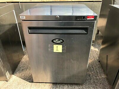 Foster Refrigerator HR150 - A Under Counter Commercial Kitchen Stainless Steel 2 • 350£