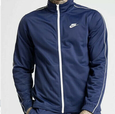 Mens Nike Track Top. Clearance No Faults. New.Navy. Size Large • 14£