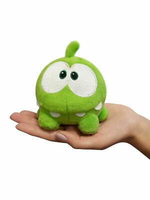 £25.95 • Buy Collectible Soft Plush Toy Om Nom Small 11cm Cut The Rope^^^^^Summer^^Sale^^^^^^