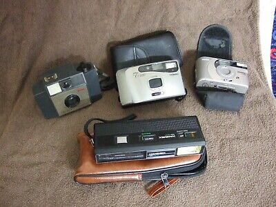 Camera Selection Old Vintage Collectible Retro • 7£