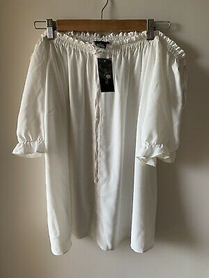 AU25 • Buy City Chic Off The Shoulder Top, Size XL. Nwt