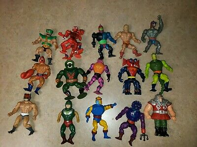 $120 • Buy Vintage 1980's He-Man Motu Masters Of The Universe Action Figures Toy Lot Of 15