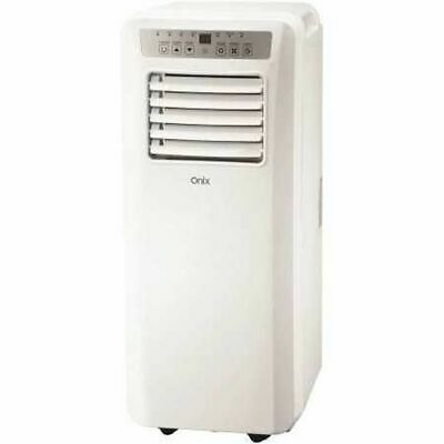 AU379 • Buy New Onix 12000BTU Portable Air Conditioner 3.5KW 3 Modes Cools Area Up To 28m2