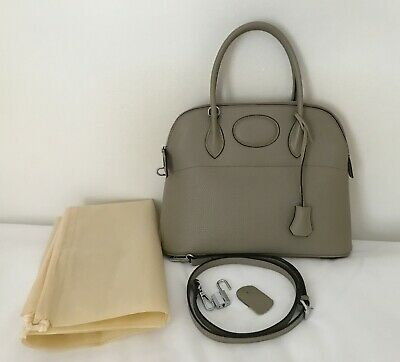 AU60 • Buy Bolide 30 Taupe Beige Grey Bag (Korea)
